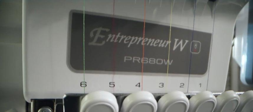 Brother Entrepreneur W PR680W