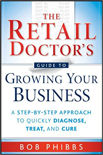 The Retail Doctor.cover