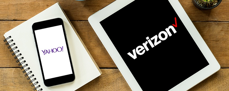 Verizon and Yahoo on Mobile Devices