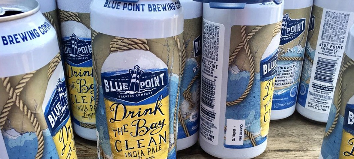 EGC - Blue Point<br>Brewing Company