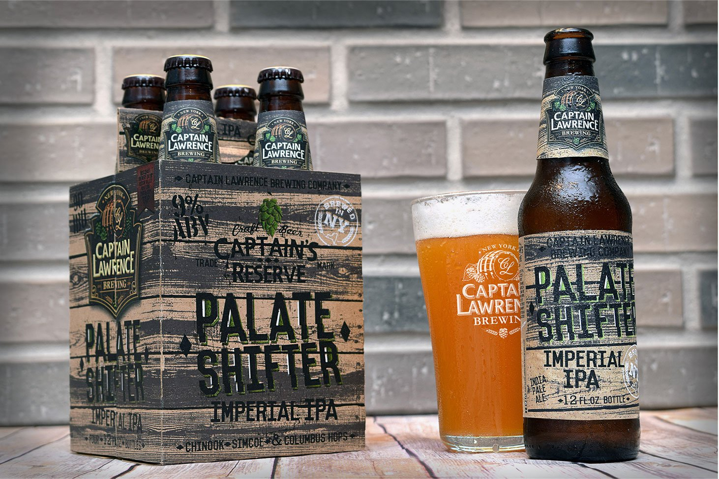 Captain Lawrence Brewing's Palate Shifter
