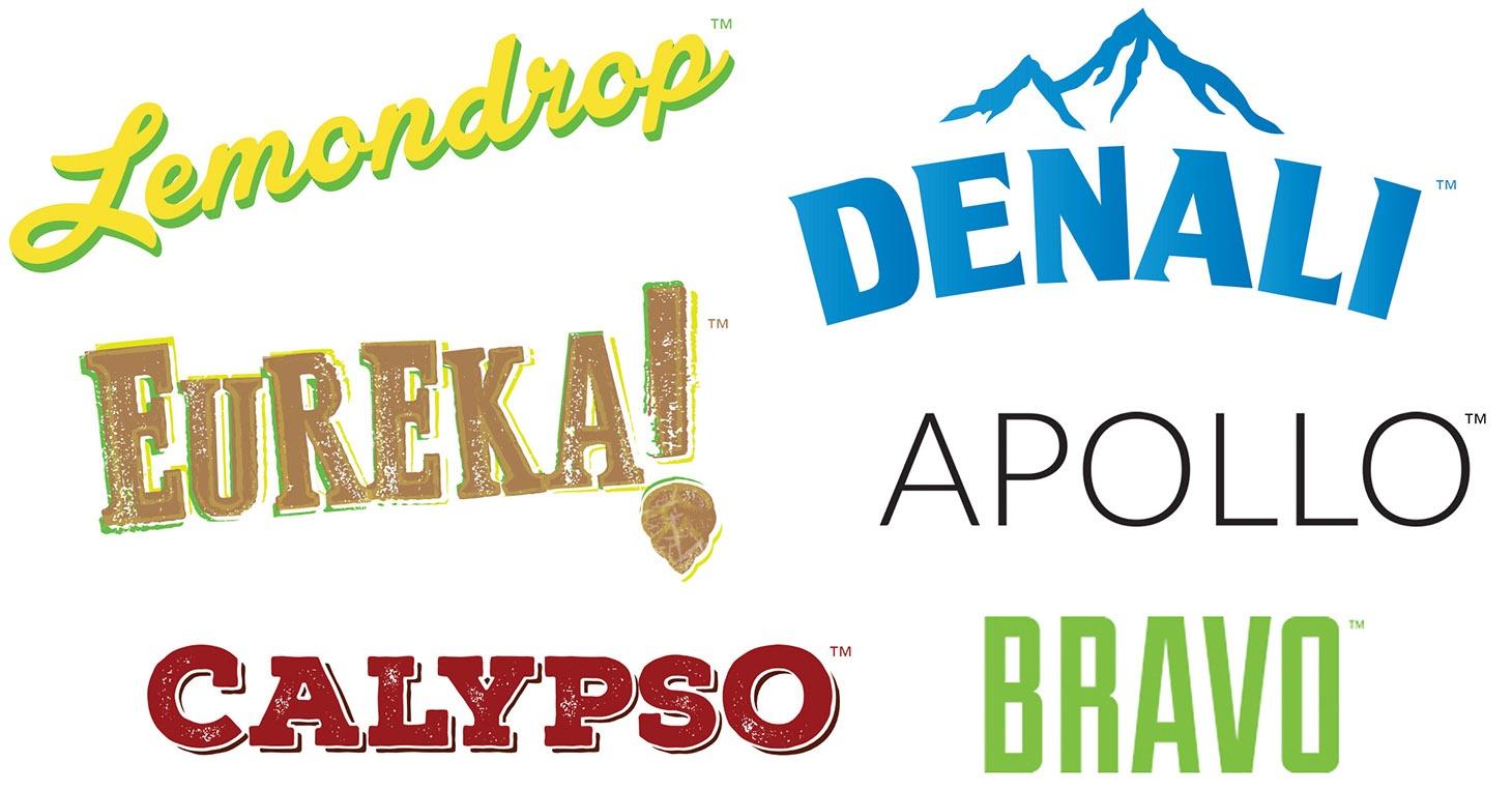 Hopsteiner Hop Logos