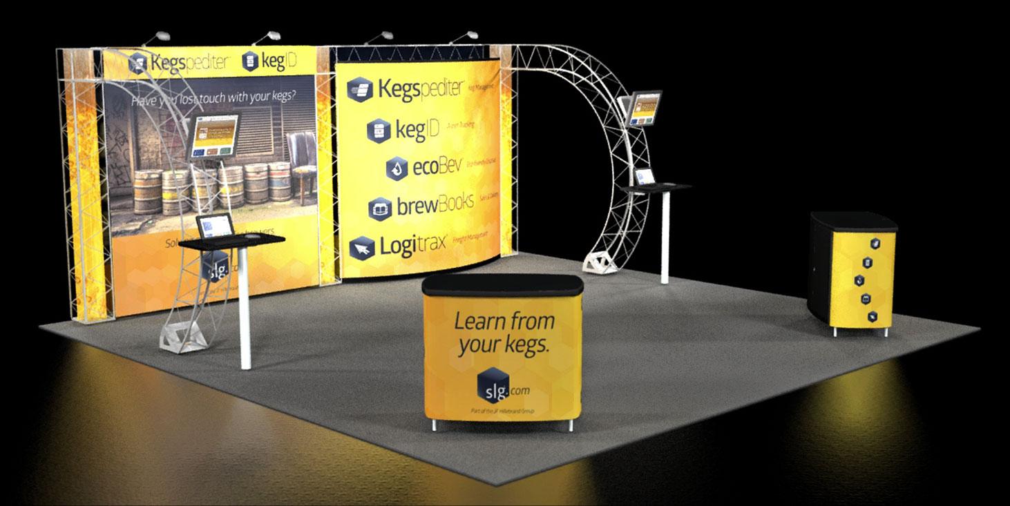 SLG Trade Booth