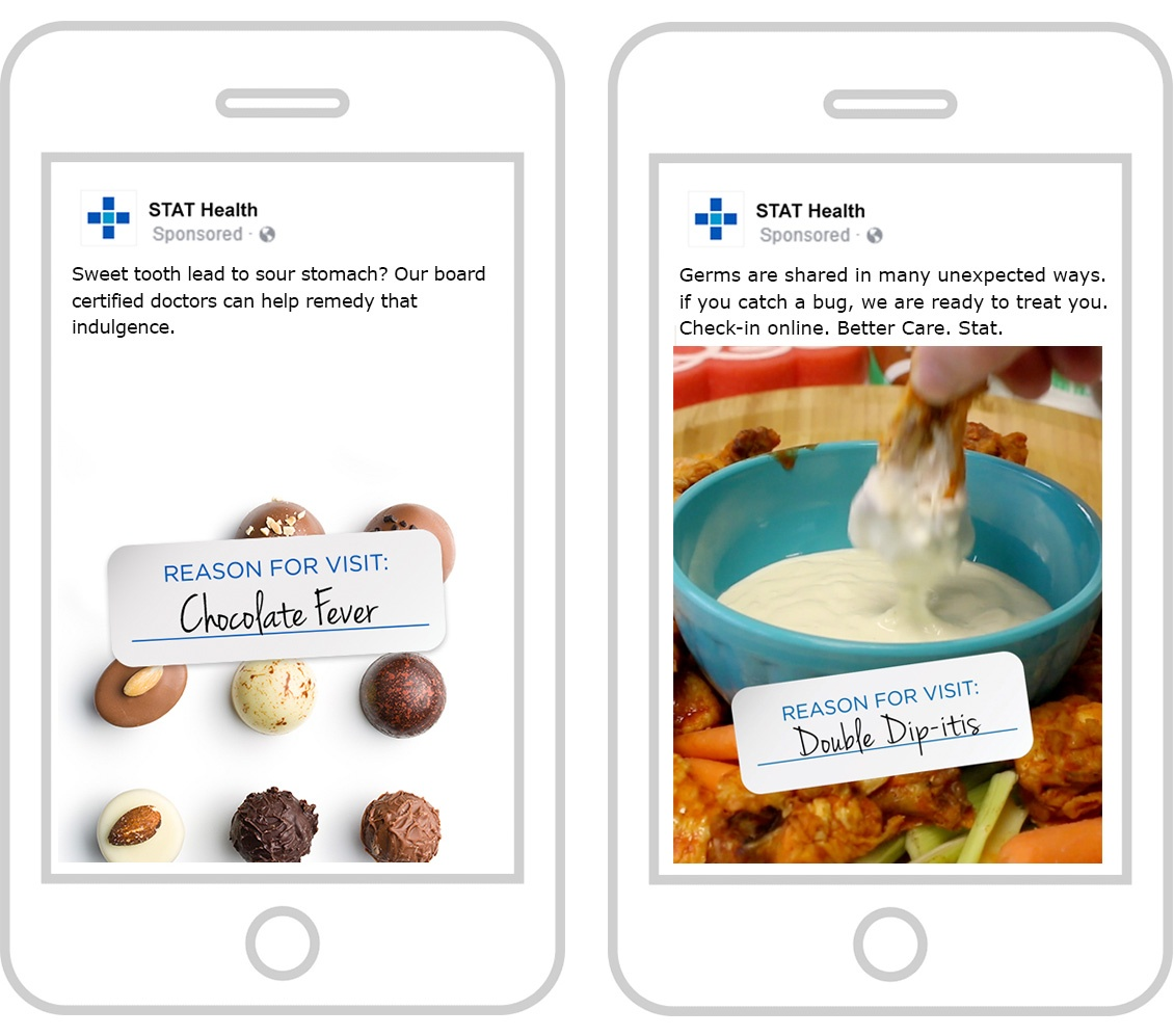 STAT Health Social Campaigns