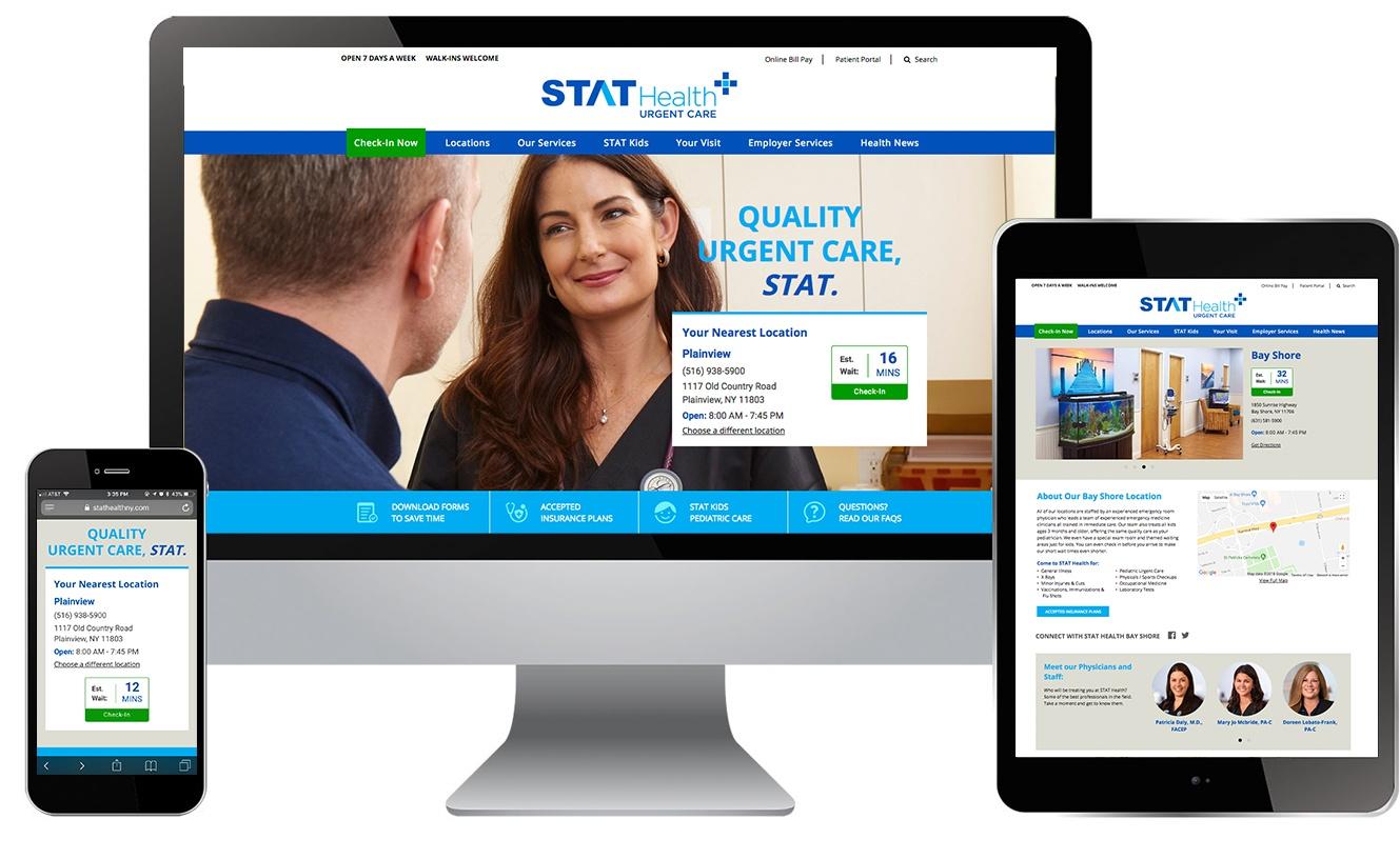 StatHealth Website