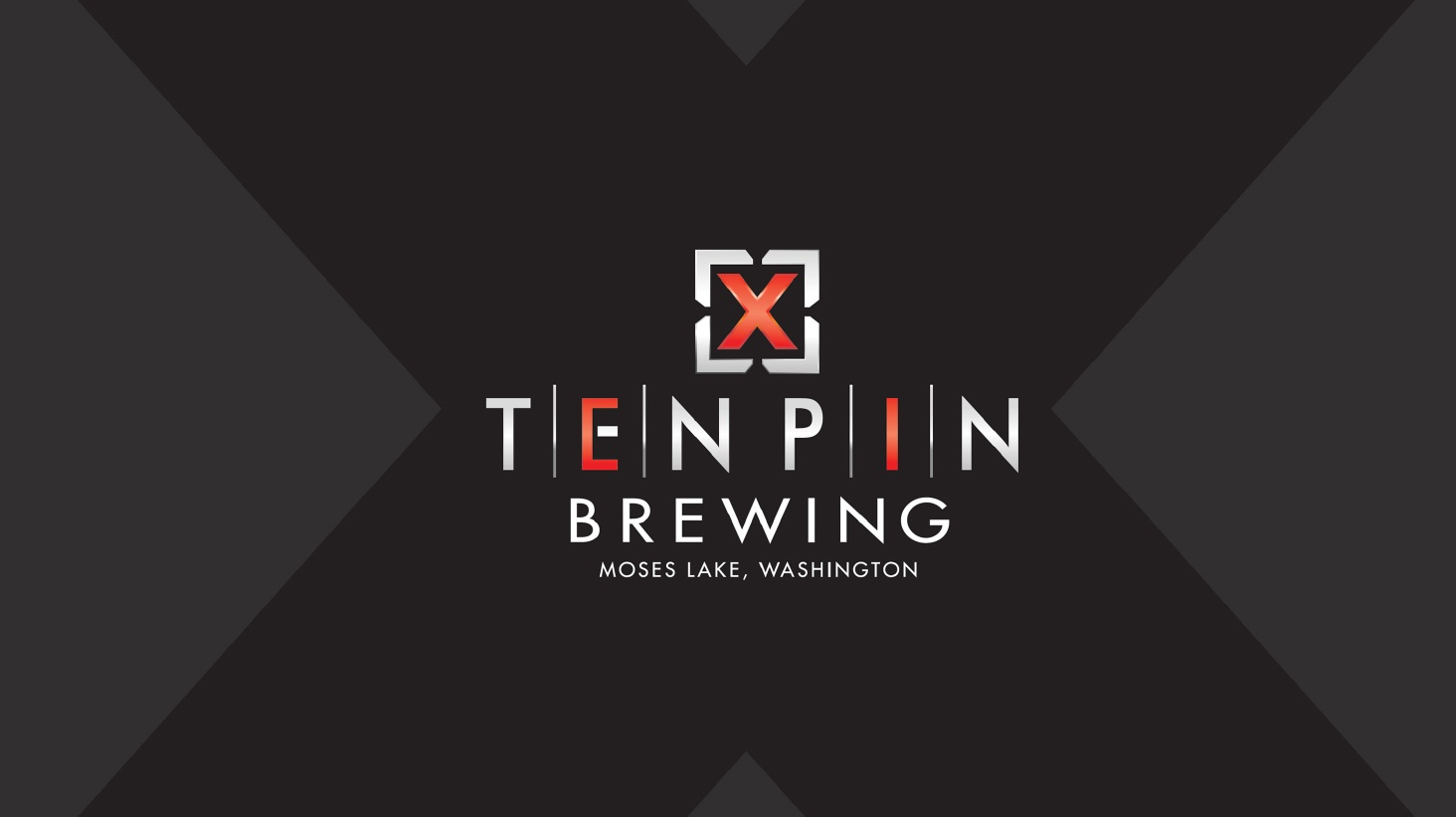 Create a sharp, sporty, bowling–inspired brewery logo
