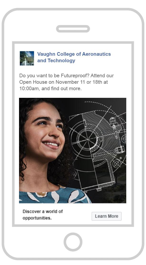 Facebook Advertisment
