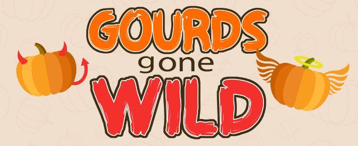 Gourds Gone Wild
