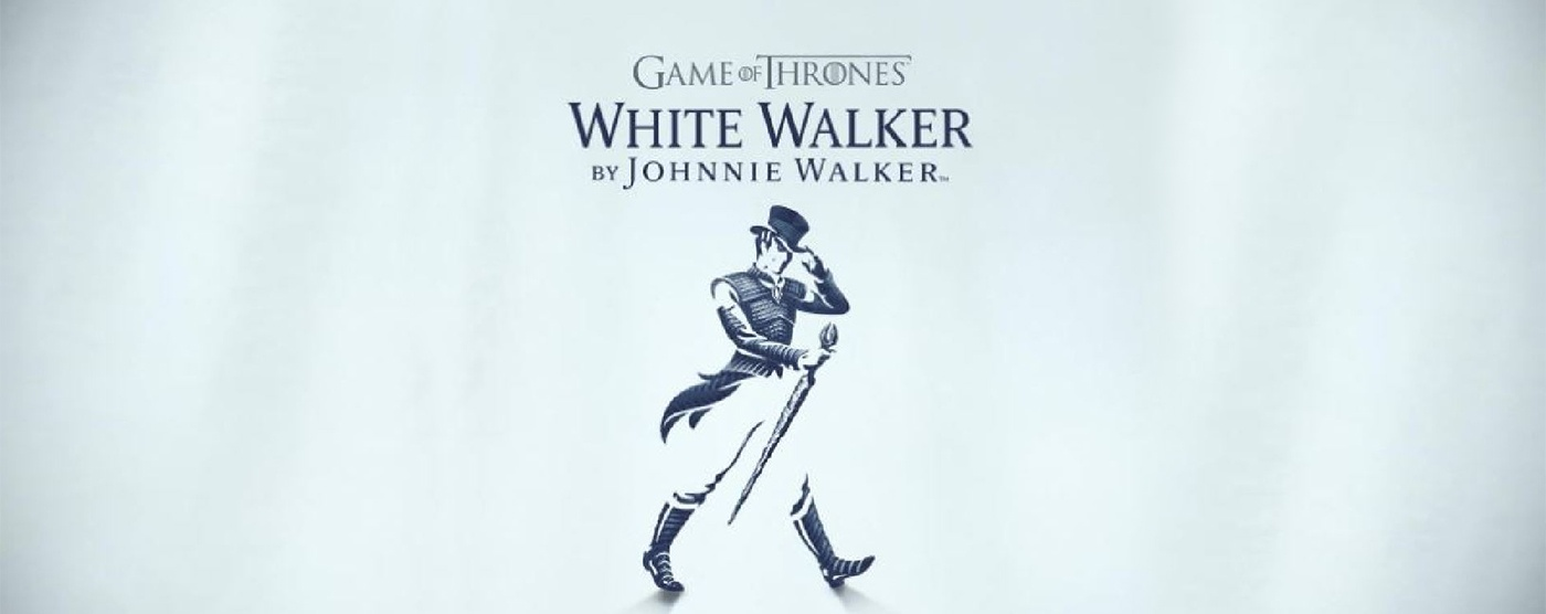 Johnnie Walker, Not Jon Snow, Sits on the Iron Throne