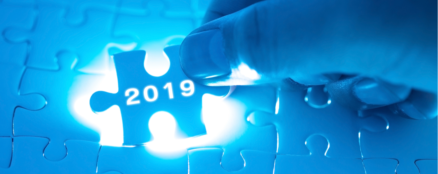 Marketing Trends and Resolutions for 2019