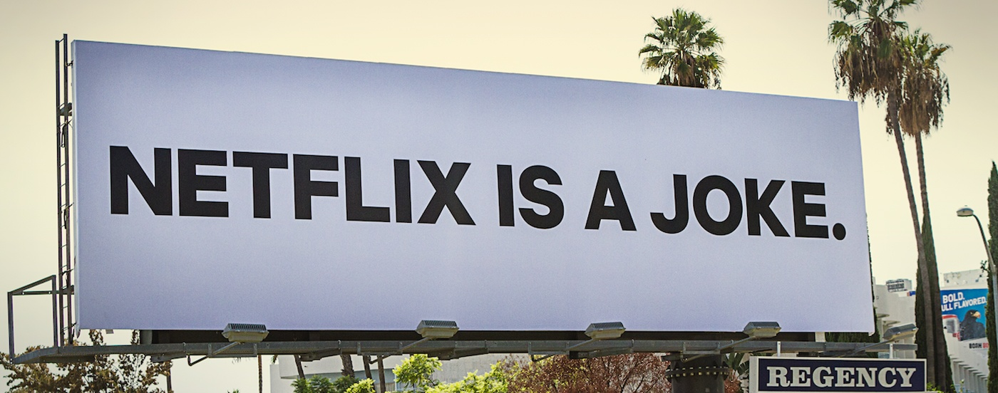 Netflix Does Classics – in Ads, as Well as Movies