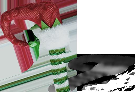 Party Elf Left Leg