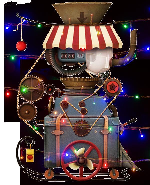 Party Elf Machine