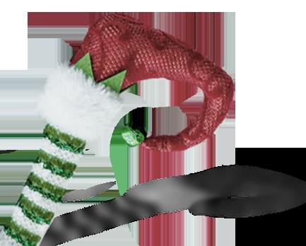 Party Elf Right Leg