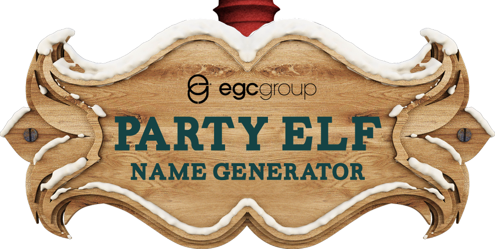 EGC Group Party Elf Name Generator