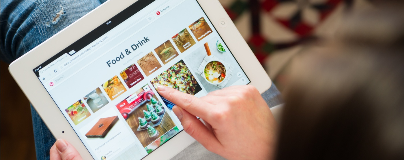 """AI Visual Search: Putting the """"Interest"""" in Pinterest"""