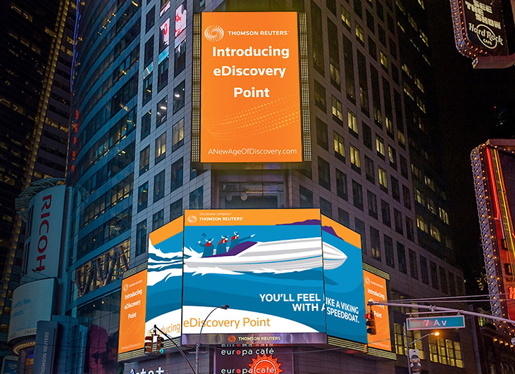 Thompson Reuters - Welcome to a New Age of Discovery