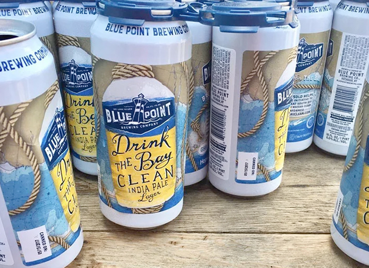 Blue Point Brewing Co. - Philanthropy by Design