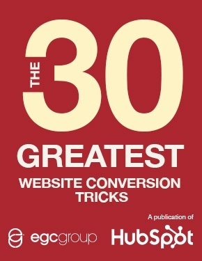 The 30 Greatest Website Conversion Tricks