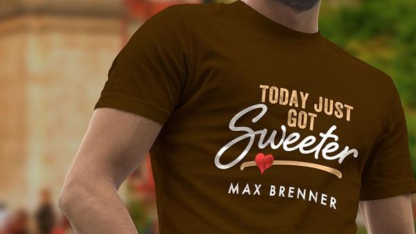 max brenner shirt