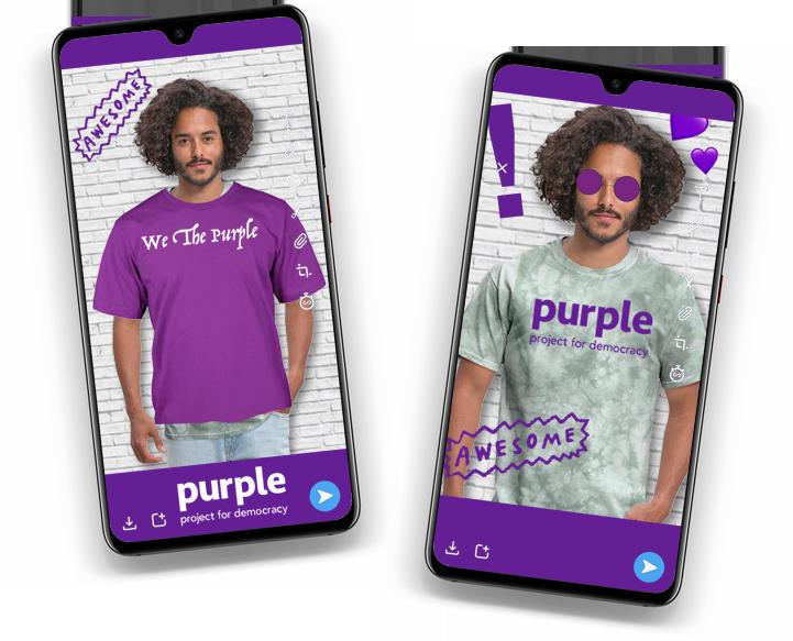 We The Purple Instagram Filters